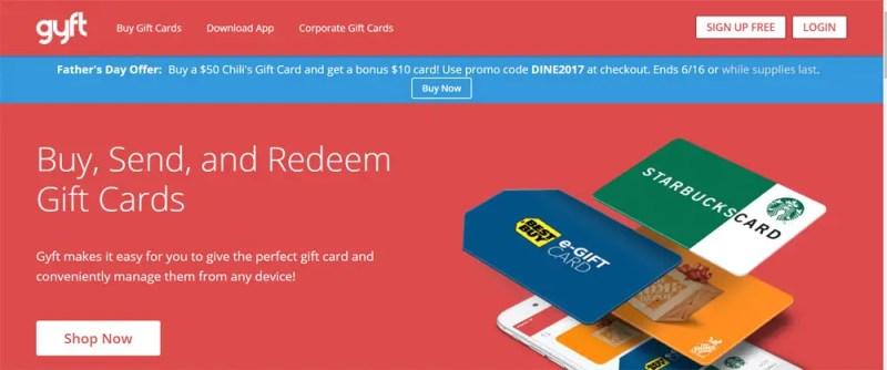 Gyft-buy-gift-cards-online