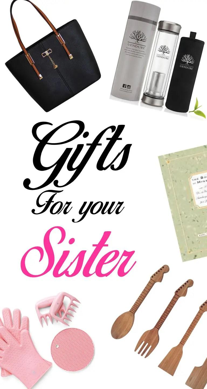 Gift Ideas for Sister info