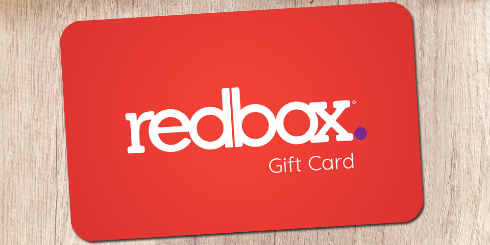 Redbox Gift Card 2018 Gift Movies To Your Dear One