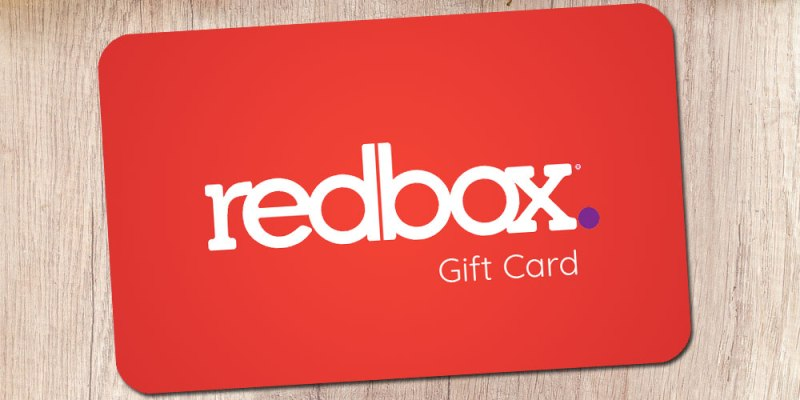 Redbox Gift Card 2018: Gift Movies to Your Dear One!