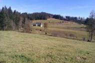 Vieille ferme et scierie, à un peu plus de 1000 m d'altitude, photographiées peu de temps avant d'atteindre Hinterzarten.