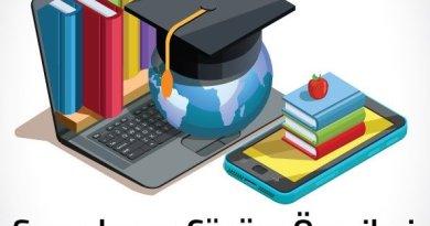 Yükseköğretimde Uzaktan Eğitim Çalıştayını Gerçekleştirdik