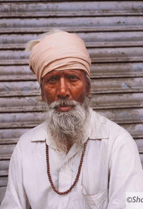 Portrait in Jaipur
