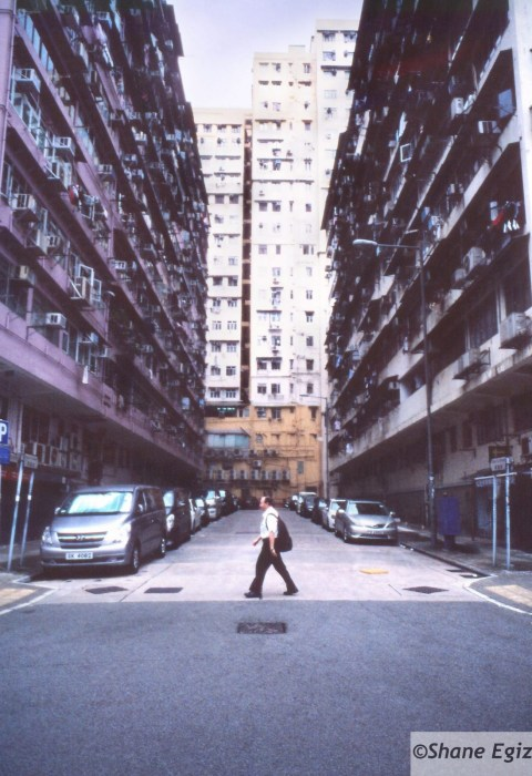 Sai Wan Ho Public Housing