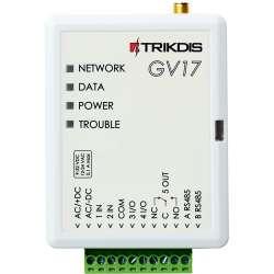 GSM vartų valdiklis GV17 Trikdis