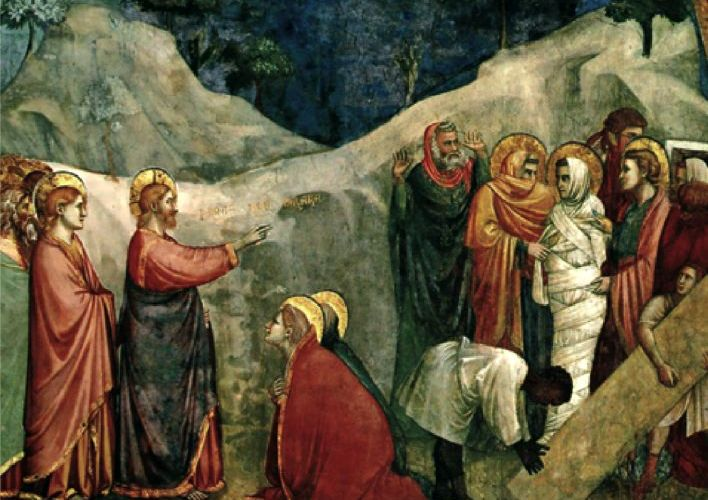 Dieu de la Vie ! Homélie du 5é dimanche de Carême 2020