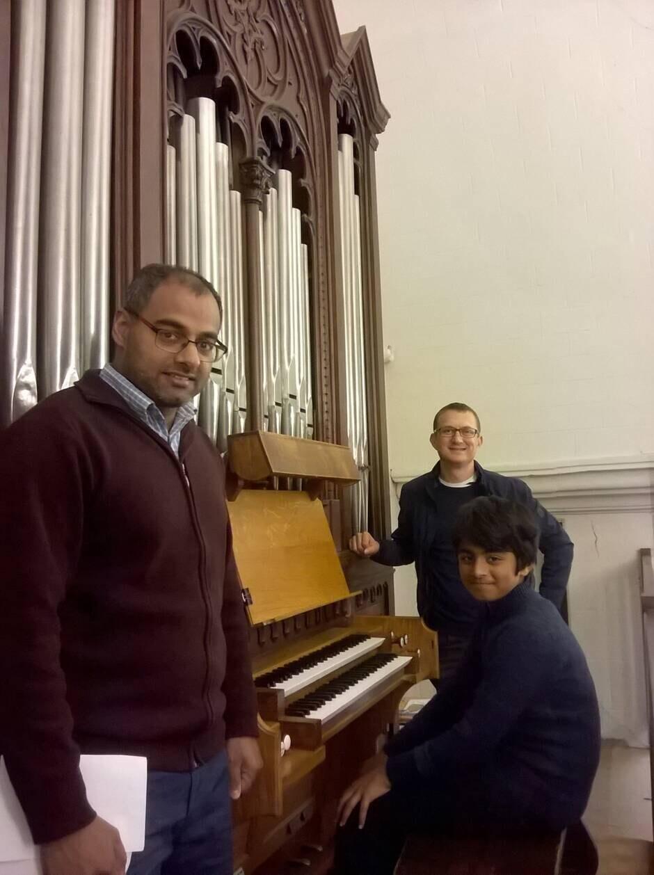 A la découverte de nos orgues