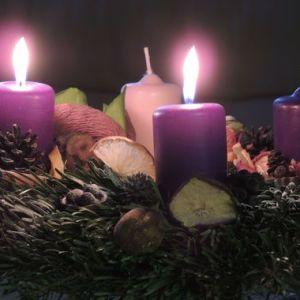 Horaires des Messes 5/6 décembre