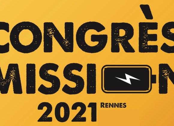 Congrès Mission : le programme détaillé