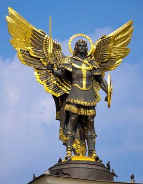 Les archanges : avec nous !