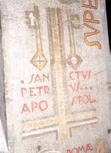 D - 13 Détail des Fresques d'Untersteller
