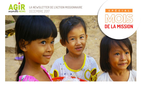 Newsletter AGIR ENSEMBLE