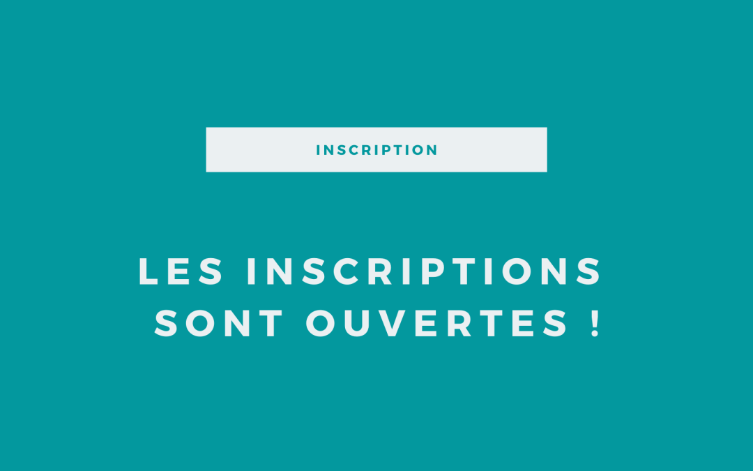 Inscription aux cultes