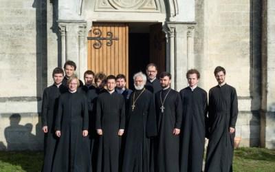 Литургия в день памяти Св. Николая Чудотворца с участием хора Русской Семинарии