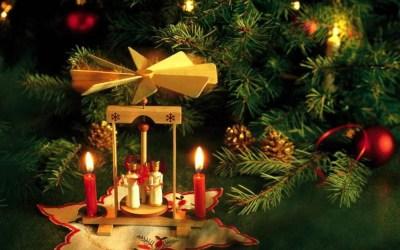 Приглашение на Рождественскую елку 7 января 2017
