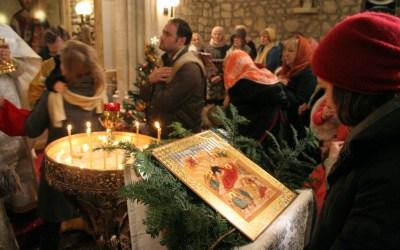 7 января 2017 русская община Бордо отпраздновала Рождество Христово