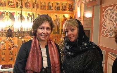 Певчие Свято-Серафимовского храма приняли участие в Первом общеевропейском православном Церковно-певческом съезде в Лондоне с 23 по 26 января 2020 года