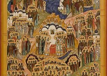 Воскресенье 21 июня – Праздник Всех Святых в земле Русской просиявших.