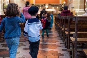 Enfants-adorateurs