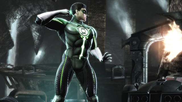 Green Lantern Gets His Own Injustice Trailer EGMNOW