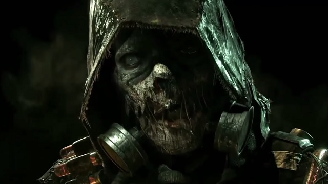 Face Off Against A Giant Scarecrow In Batman Arkham