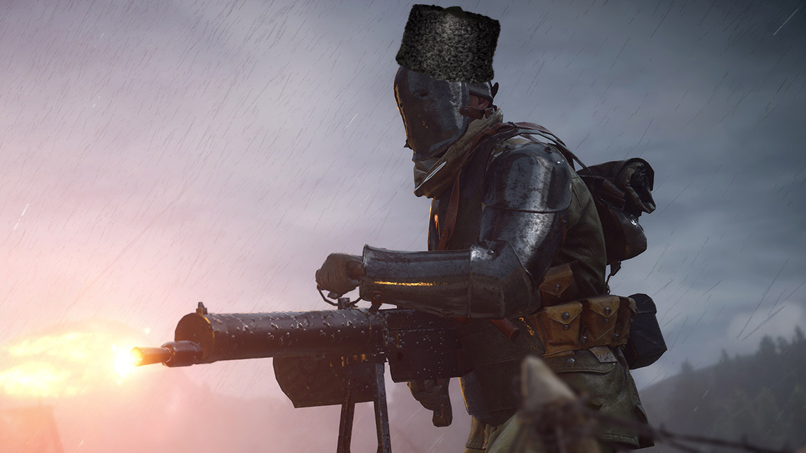 Battlefield 1 Soon To Be Stormed By Russian Forces EGMNOW