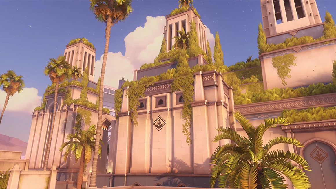 Overwatchs New Map Oasis Is Finally Here EGMNOW