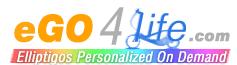 elliptiGO Customization