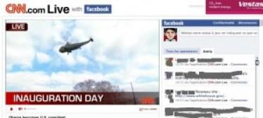 Live CNN Facebook