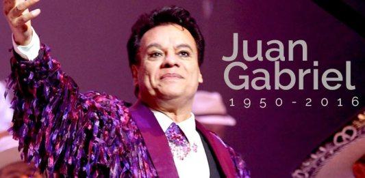 """""""Lo que se ve no se pregunta"""", Juan Gabriel"""