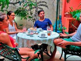'Amarillo', primer hostal gay friendly de Cuba