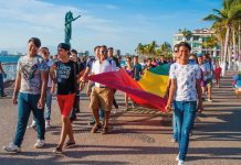 """""""Juntos con Orgullo"""", Puerto Vallarta celebró su Pride a finales de mayo"""
