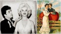Aşkı Marilyn Monroe'nun heykeliyle