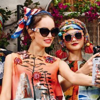 The new collection of sunglasses Dolce & Gabbana will make any extravagant lady go crazy!