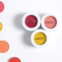 ColourPop brightens our looks with colorful eye shadows
