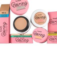 The Benefit concealers have been revamped