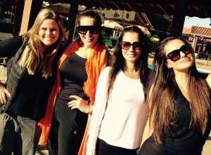 Mônica Carvalho, Suzy Rêgo, Maria Cândida e Renata Brás - Foto Divulgação