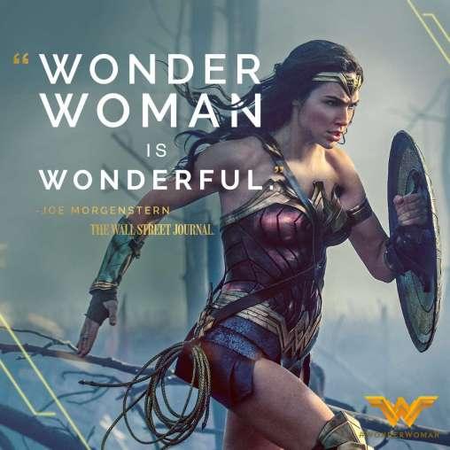 Wonder Woman - Foto: Divulgação