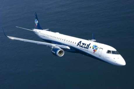 Embraer 195 é uma das aeronaves que farão os percursos - Foto: Divulgação