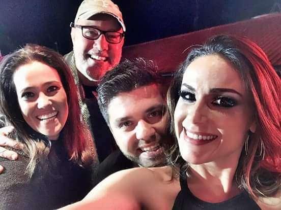 Nadja Hadaad e Danilo Joan com Mira Filizola e Luis Barreto -Foto Divulgação