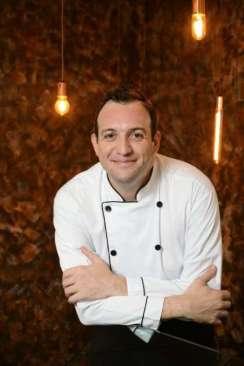 O menu é criação do chef veneziano Rudy Bovo - Foto Divulgação