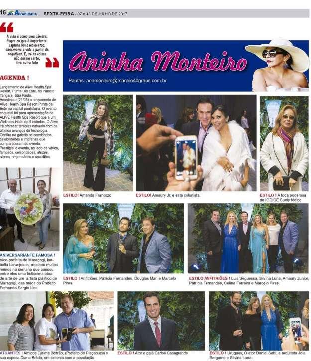 Jornal de Arapiraca - Foto Divulgação