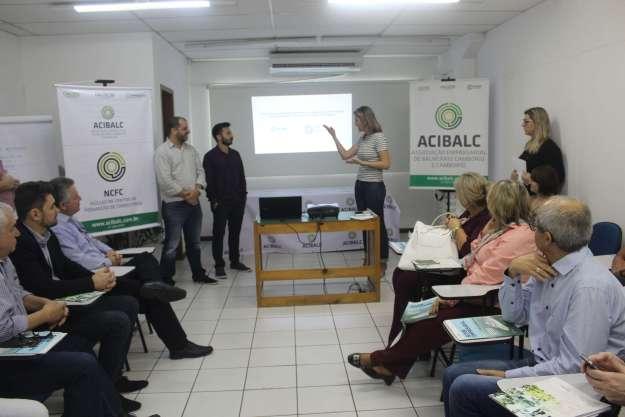 Associação empresarial Acibalc - Foto: Roberta Watzko