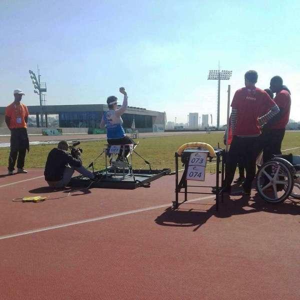 Atleta Gevelyn Almeida - Foto: Divulgação