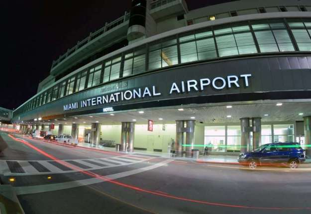 Miami International Airport - Foto Divulgação