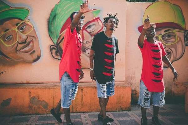 Os Lekjohnson Grupo de Funk - Foto: Divulgação