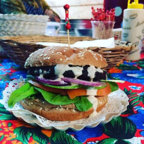 Burger - Foto: Divulgação