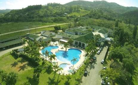 Hotel Termas do Gravatal - Foto divulgação