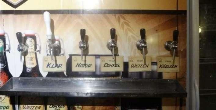 Cerveja Artesanal - Divulgação