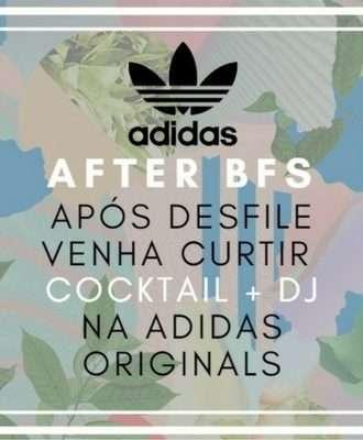 Convite Adidas Originals